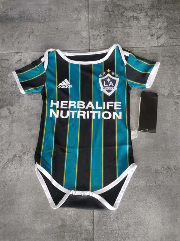AAA(Thailand) Los Angeles Galaxy 2021 Away Baby Soccer Jersey