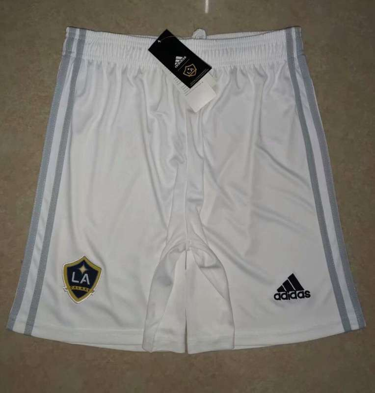 AAA(Thailand) Los Angeles Galaxy 2021/22 Home Soccer Shorts