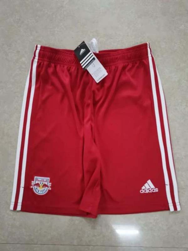 AAA(Thailand) Red Bulls 2021/22 Home Soccer Shorts