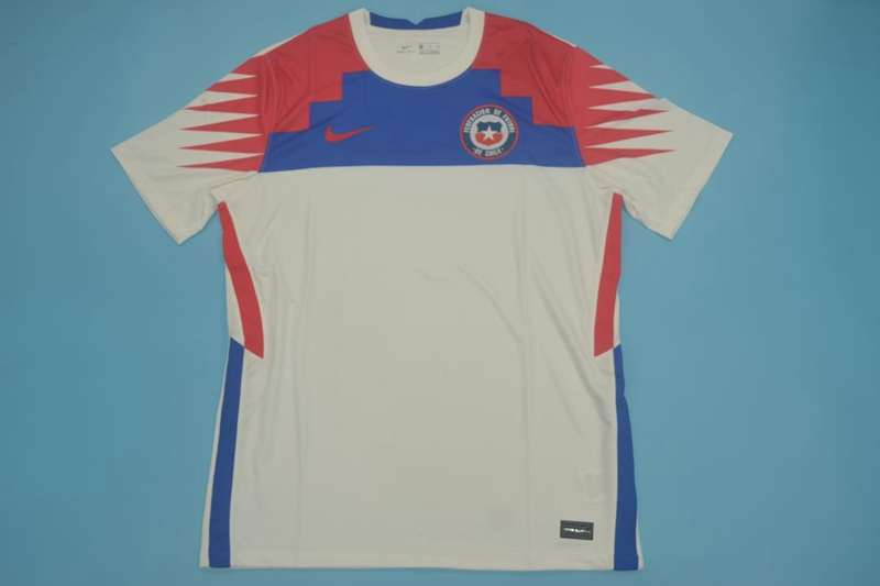 AAA(Thailand) Chile 2020 Away Soccer Jersey