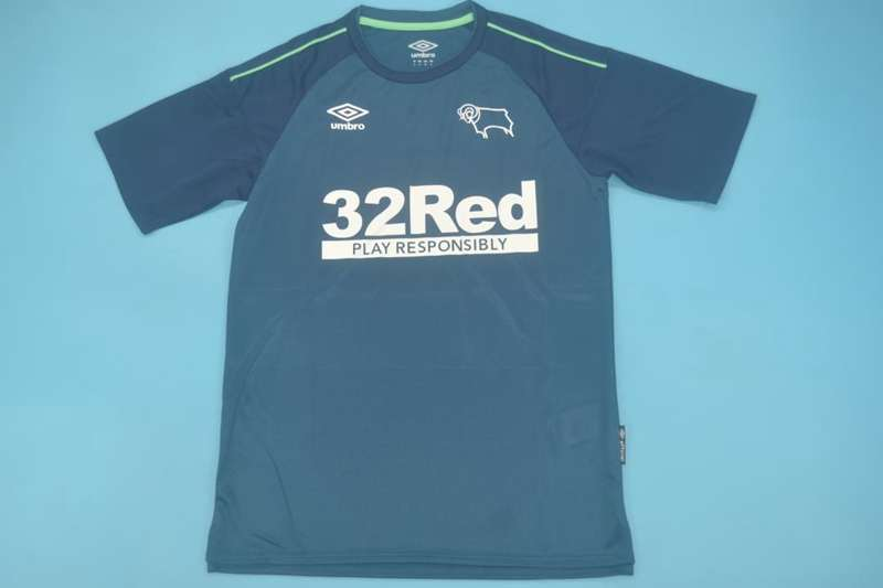 AAA(Thailand) Derby County 20/21 Away Soccer Jersey