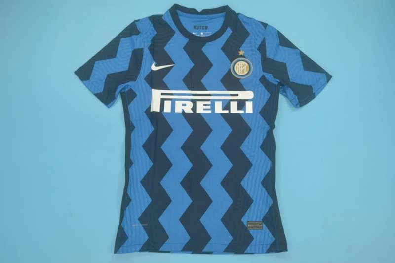 AAA(Thailand) Inter Milan 2020/21 Home Soccer Jersey(Player)