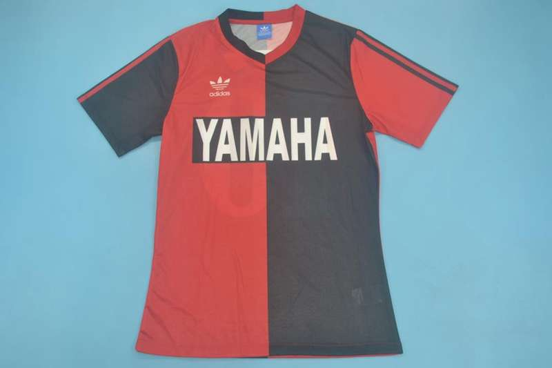 AAA(Thailand) Newells Old Boys 1991/93 Home Retro Jersey(Playe)