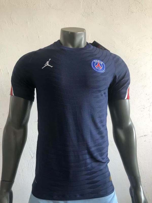 AAA(Thailand) Paris St German 20/21 Training Dark Blue Jersey(Player) 02