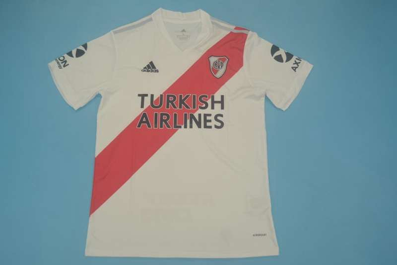 AAA(Thailand) River Plate 2020/21 Home Soccer Jersey
